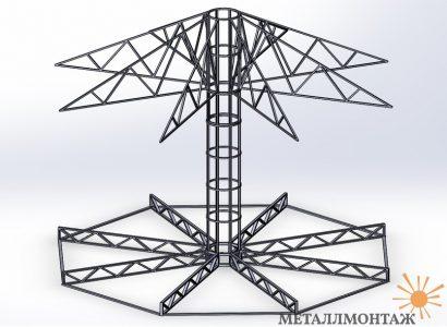 Мобильная сцена Упсала-цирка