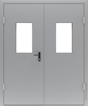 ДПМ-2С-2, Противопожарные двери