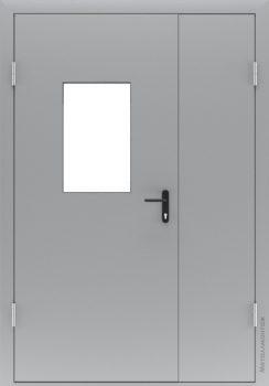 ДПМ-2С, Противопожарные двери