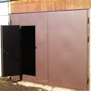 Цеховые и гаражные ворота