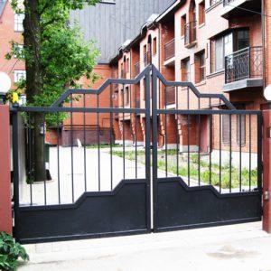 Сварные ворота и заборы